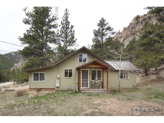 26976 W Highway 14, Bellvue, CO - USA (photo 1)