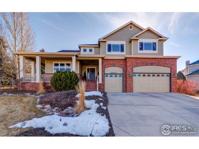 5947 Nicklaus Drive, Fort Collins, CO - USA (photo 1)