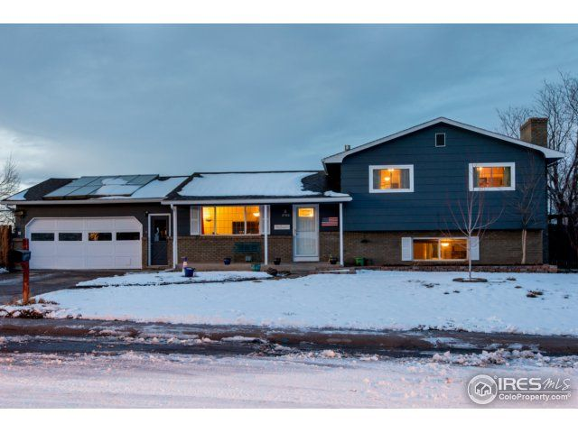 2100 Sheffield Drive, Fort Collins, CO - USA (photo 1)