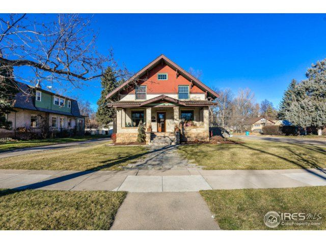 1208 W Mountain Avenue, Fort Collins, CO - USA (photo 1)