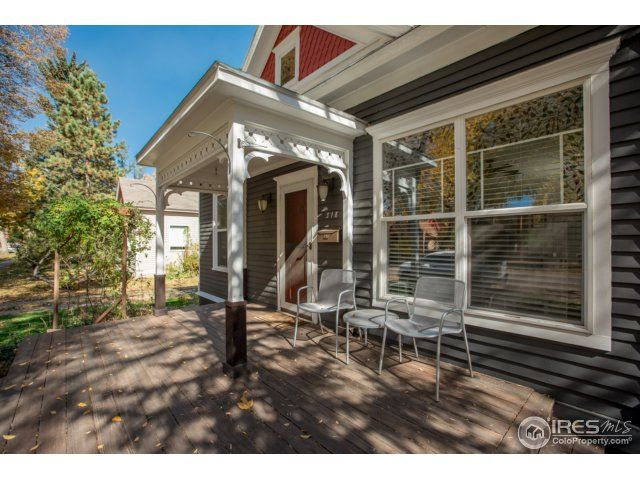 318 S Sherwood Street, Fort Collins, CO - USA (photo 2)