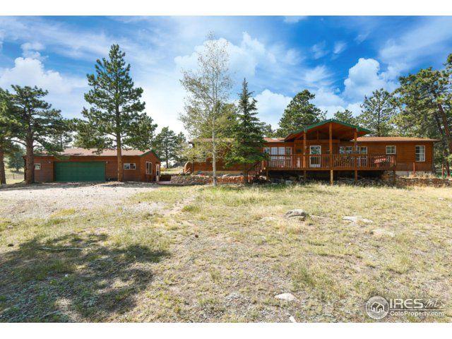3561 Green Mountain Drive, Livermore, CO - USA (photo 1)