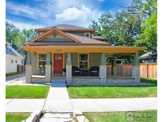 1019 W Oak Street, Fort Collins, CO - USA (photo 1)
