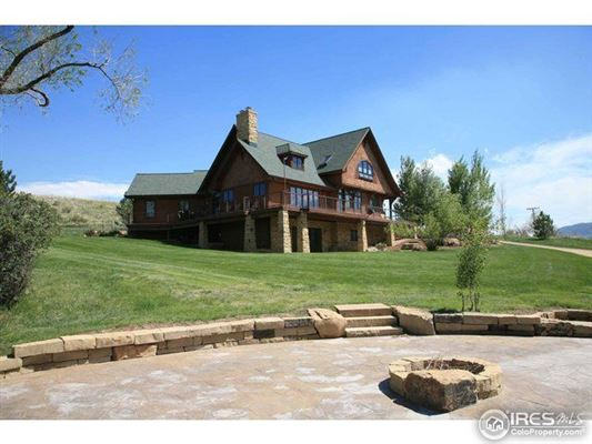 3400 County Road 25, Bellvue, CO - USA (photo 1)