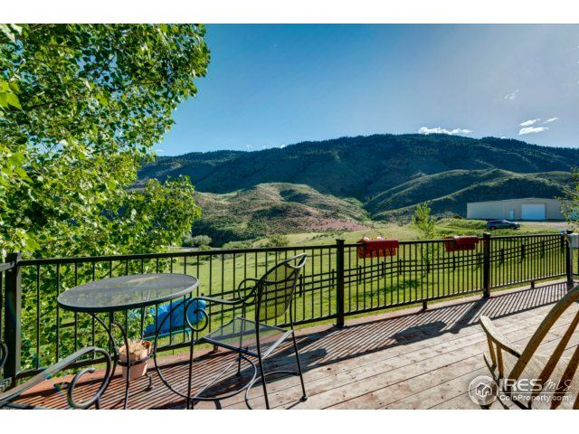 215 Willow Patch Lane, Bellvue, CO - USA (photo 1)