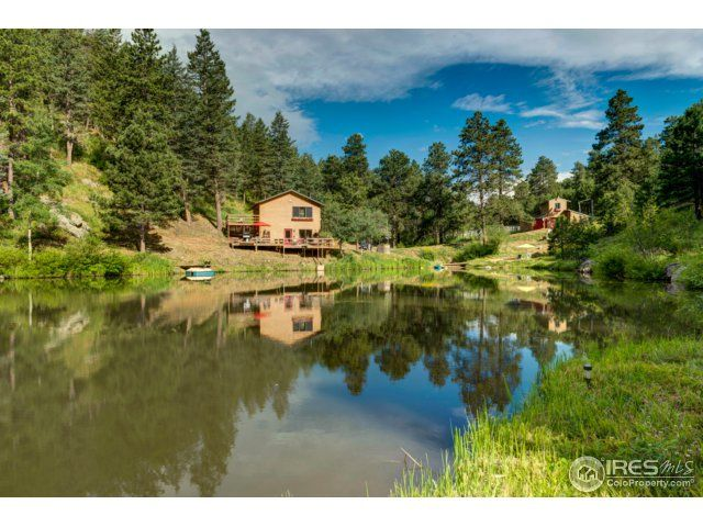 1268 Spring Valley Road, Bellvue, CO - USA (photo 1)