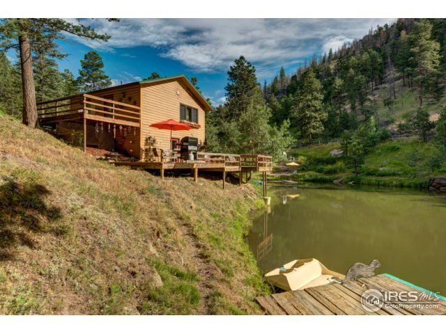 1268 Spring Valley Road, Bellvue, CO - USA (photo 2)