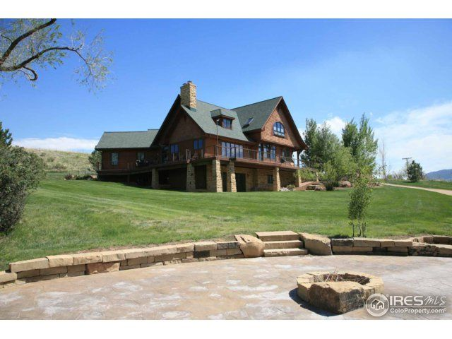 3400 N County Road 25, Bellvue, CO - USA (photo 1)