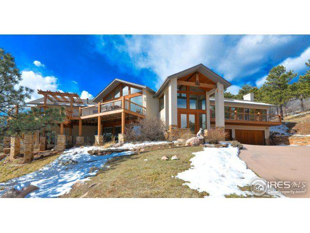 9533 Mountain Ridge Drive, Boulder, CO - USA (photo 1)