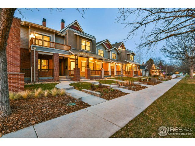 1034 W Mountain Avenue, Fort Collins, CO - USA (photo 2)