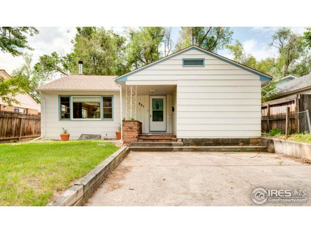 821 W Mulberry Street, Fort Collins, CO - USA (photo 1)