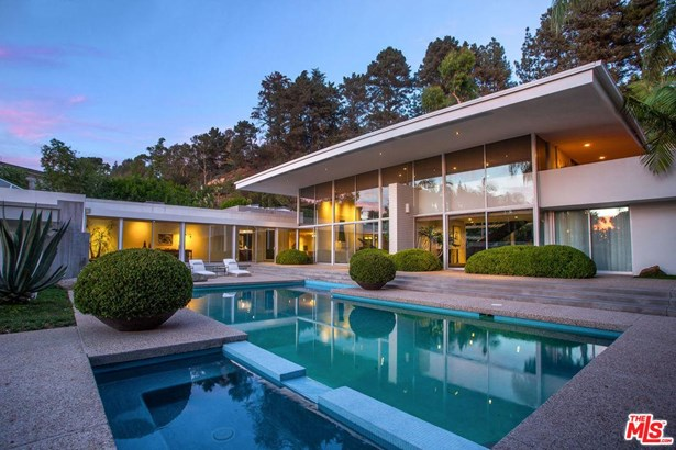 Mid Century, Single Family - Beverly Hills, CA (photo 1)