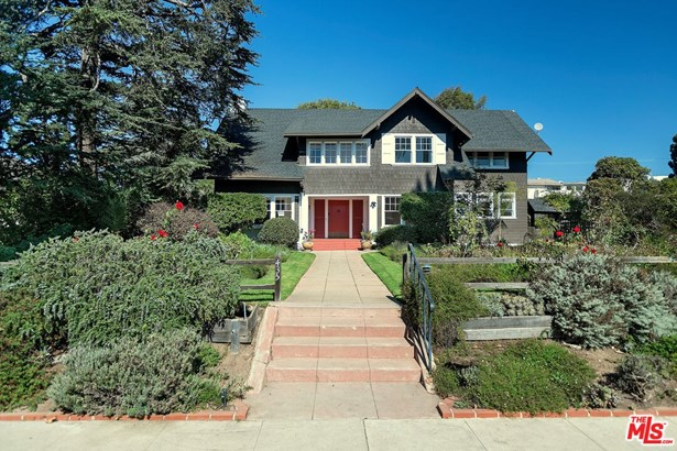 Single Family Residence, Craftsman - Santa Monica, CA