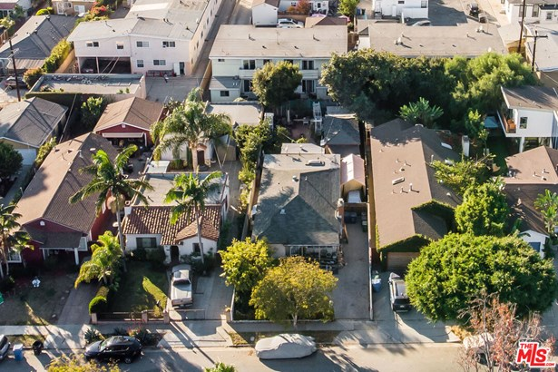 Single Family Residence, Traditional - Culver City, CA