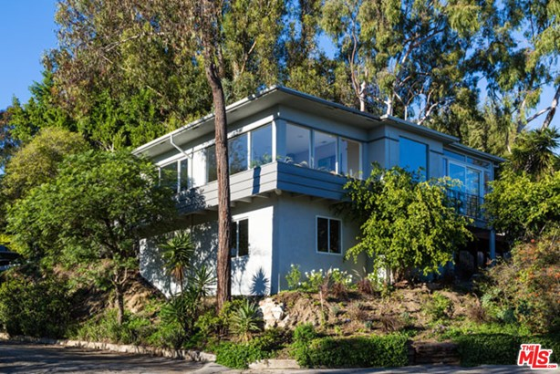 Single Family Residence, Mid-century - Beverly Hills, CA