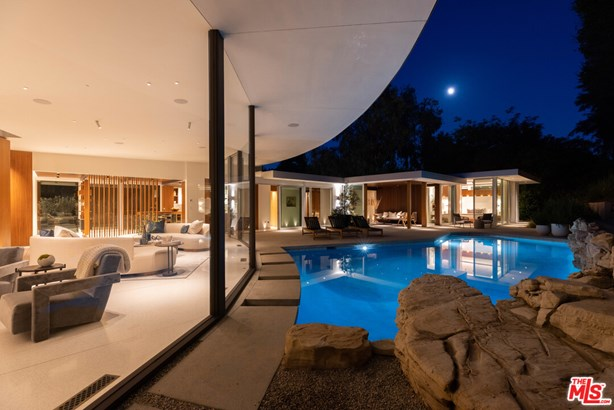 Single Family Residence, Mid-century - Beverly Hills, CA