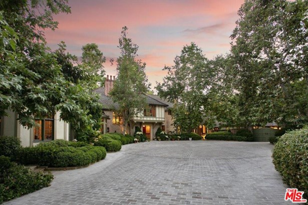Country English, Single Family Residence - Beverly Hills, CA