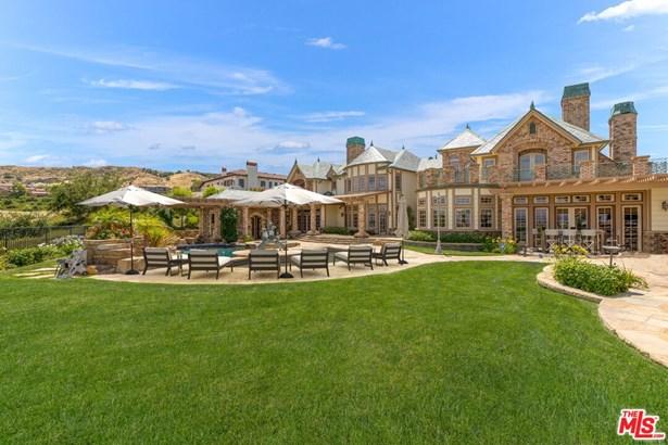 Architectural, Single Family Residence - Valencia, CA