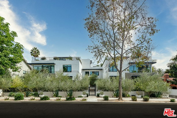 Townhouse, Modern - West Hollywood, CA