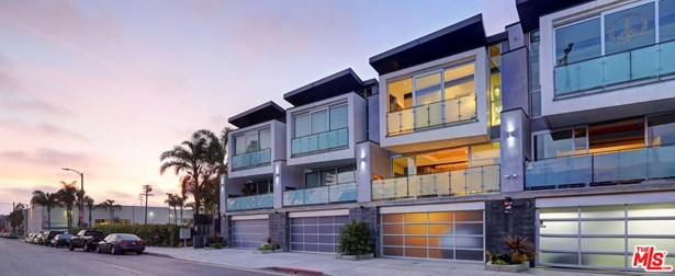 Architectural, Condominium - Venice, CA (photo 1)