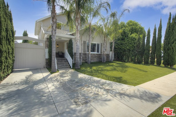 Residential Lease, Cape Cod - Los Angeles, CA