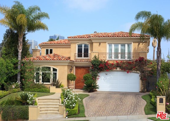 Mediterranean, Single Family - Los Angeles (City), CA (photo 1)