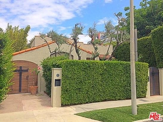 Mediterranean, Single Family - West Hollywood, CA (photo 1)