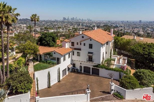 Spanish Colonial, Single Family - Los Angeles (City), CA (photo 5)