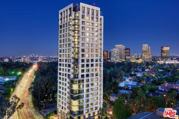 Condominium, Contemporary,High or Mid-Rise Condo - Los Angeles (City), CA (photo 1)
