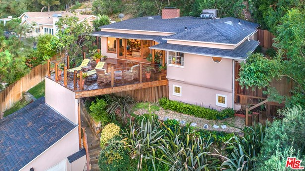 Calif Bungalow, Single Family - Studio City, CA (photo 1)