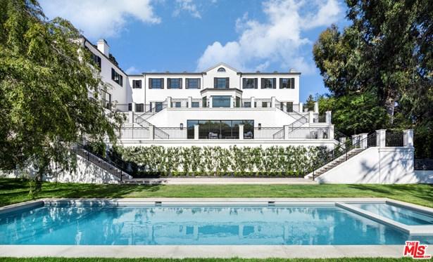 Single Family Residence, Georgian - Los Angeles, CA