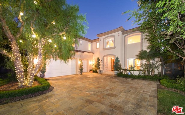 Mediterranean, Single Family - Pacific Palisades, CA (photo 4)