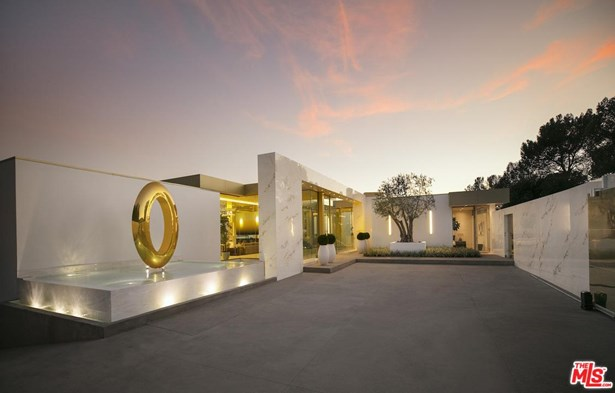 1175 North Hillcrest Road, Beverly Hills, CA - USA