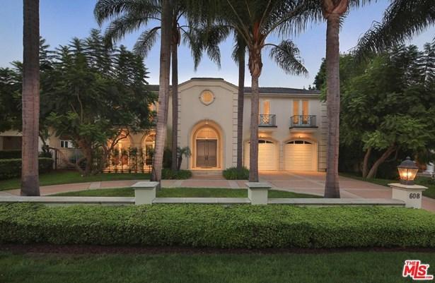 Contemporary, Single Family - Beverly Hills, CA (photo 1)