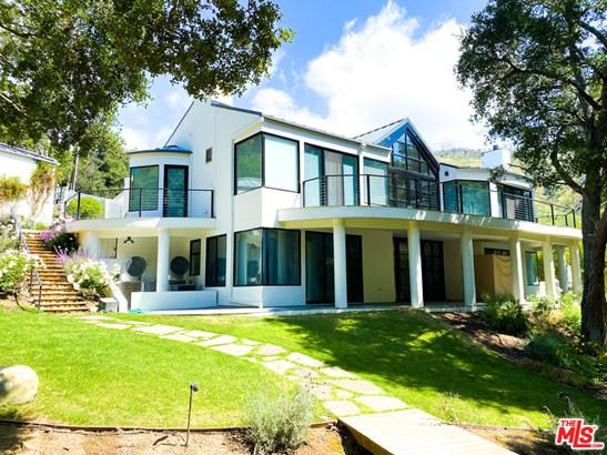 Architectural, Single Family Residence - MALIBU, CA