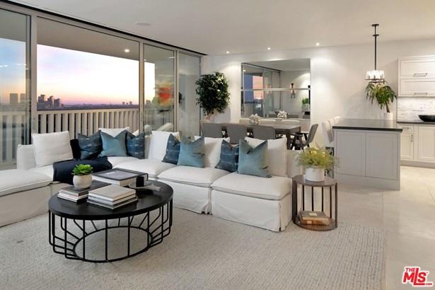 Condominium, Contemporary - West Hollywood, CA