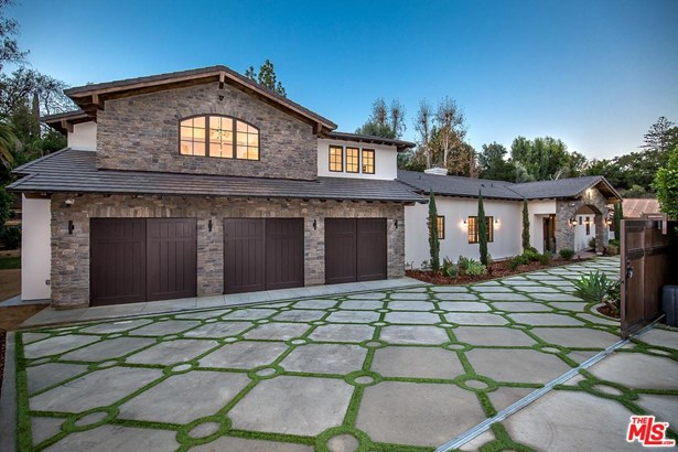 Tuscan, Single Family - Sherman Oaks, CA (photo 5)