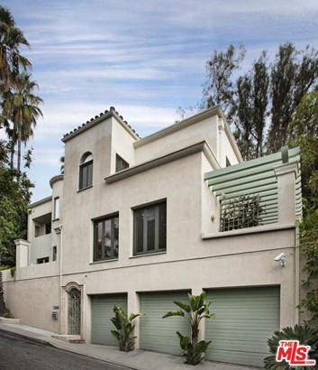 Mediterranean, Single Family - Los Angeles (City), CA (photo 4)