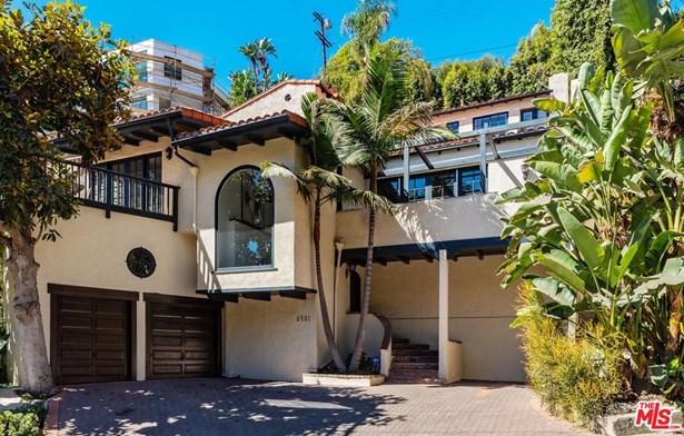 Spanish, Single Family - Los Angeles (City), CA
