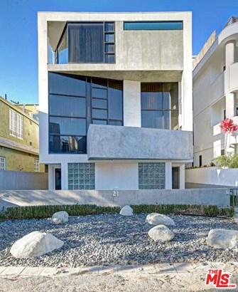 Townhouse, Architectural - Marina Del Rey, CA (photo 1)