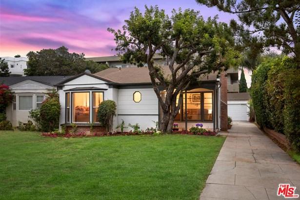 Calif Bungalow, Single Family - Los Angeles (City), CA (photo 1)