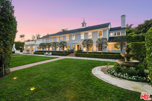 Single Family Residence, Traditional - Beverly Hills, CA