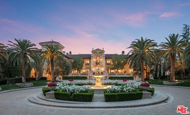 Villa, Single Family - Beverly Hills, CA