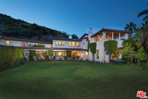 Hacienda, Single Family - Beverly Hills, CA