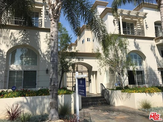 Townhouse, Mediterranean - Santa Monica, CA (photo 1)