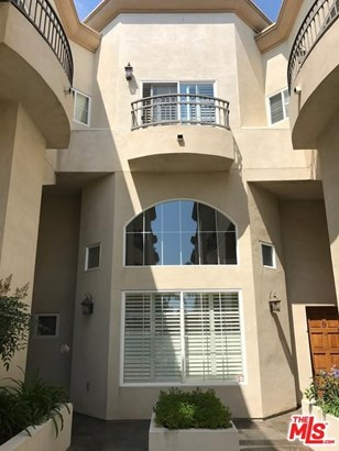 Townhouse, Mediterranean - Santa Monica, CA (photo 2)