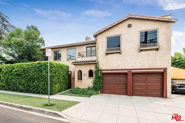 Residential Income, Spanish - Los Angeles, CA