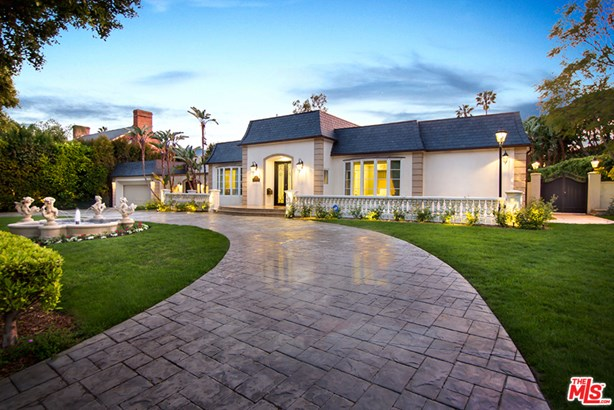 Residential Lease, French - BEVERLY HILLS, CA