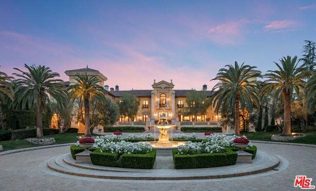Villa, Single Family Residence - BEVERLY HILLS, CA
