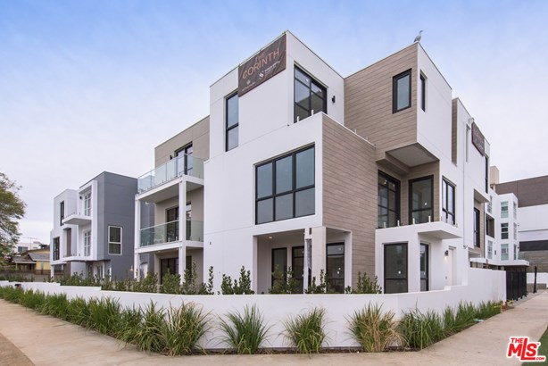 Townhouse, Contemporary - LOS ANGELES, CA